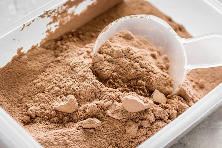 Proteina sabor a chocolate