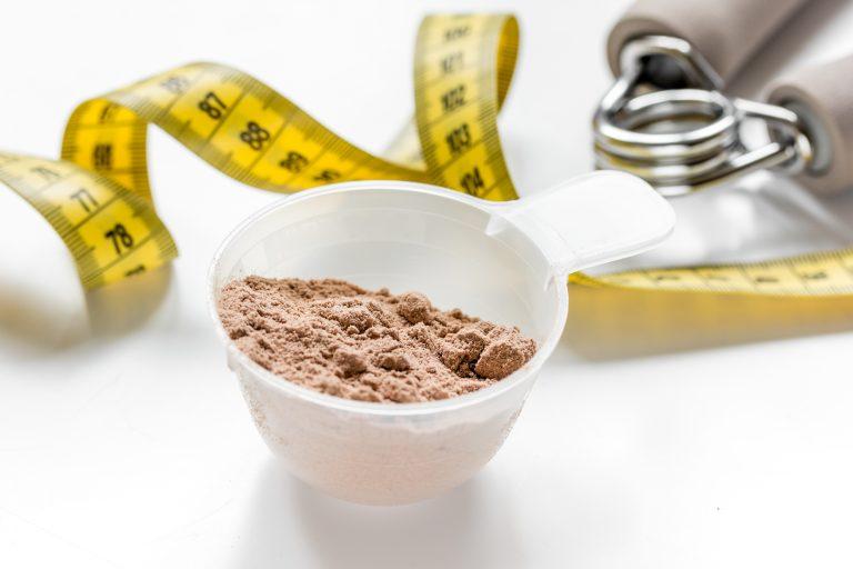 Scoop de proteina