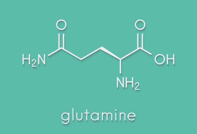 Formula della glutammina