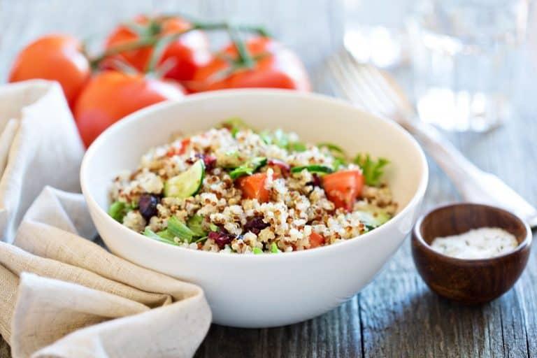 quinoa-insalata
