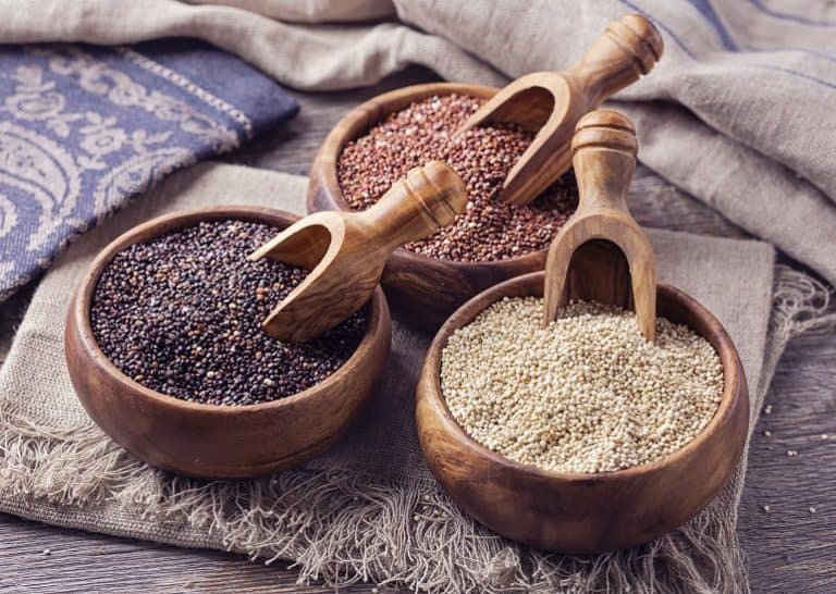quinoa-varietà