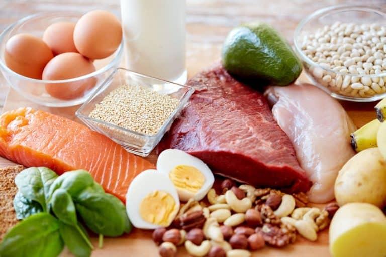 Alimenti ricchi di nutrienti