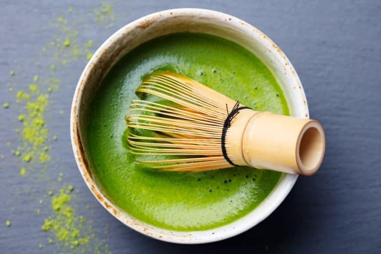 Tè verde concentrato