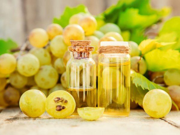 Uva ed estratto di uva
