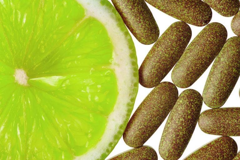 Immagine di fetta di limone