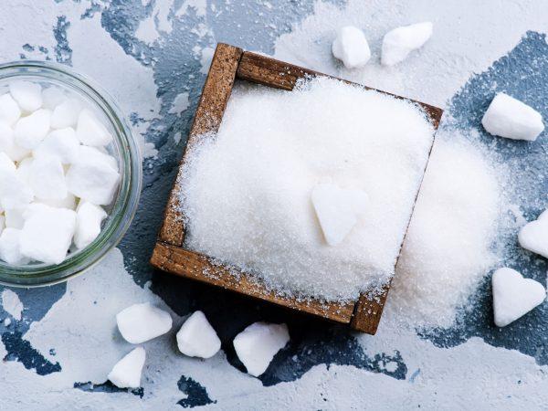 Vari tipi di zucchero
