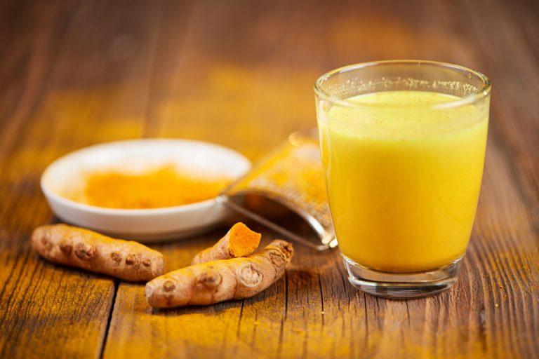 Curcuma e golden milk