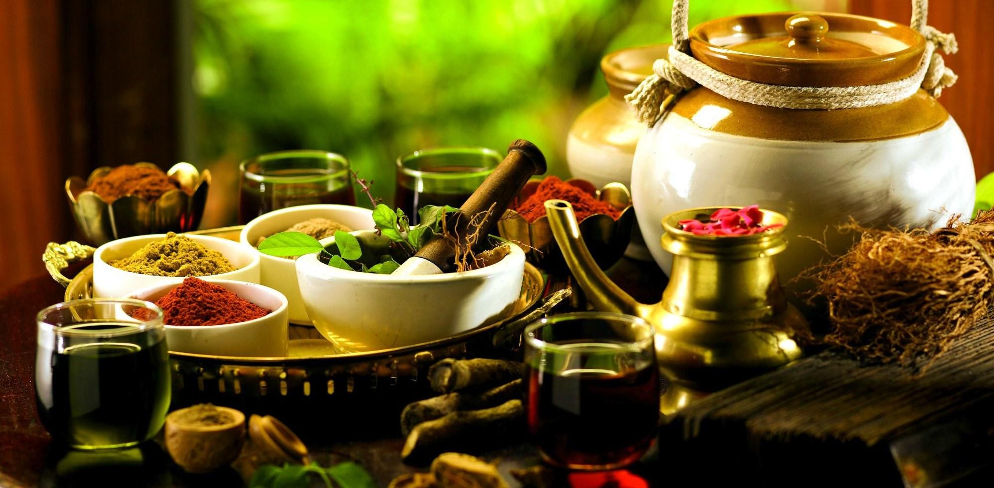 Tè e spezie usate nell'ayurveda
