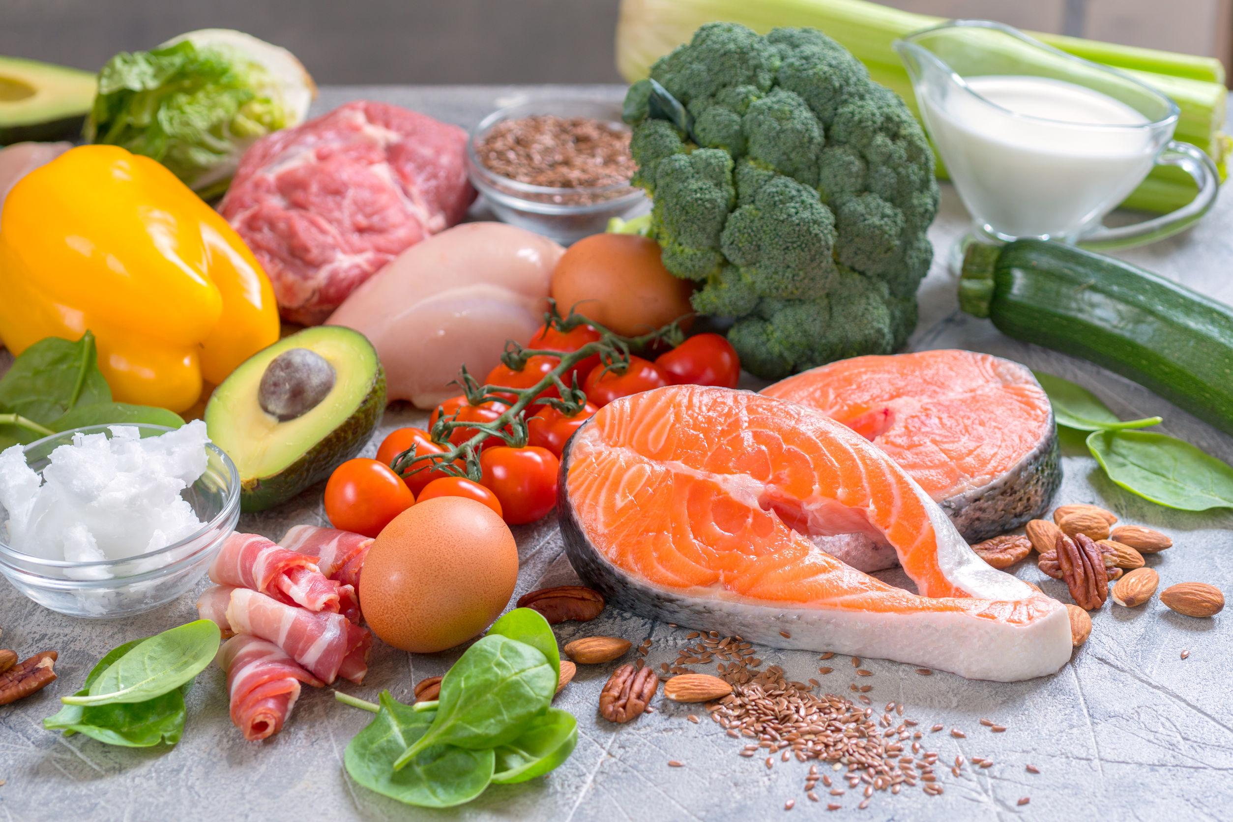 Cibi per dieta chetogenica