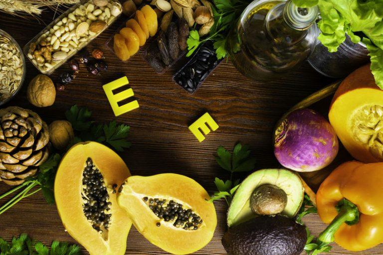 Cibi ricchi di vitamina E