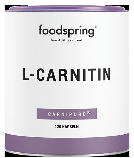 L-carnitina di Foodspring