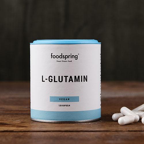 Glutammina Foodspring