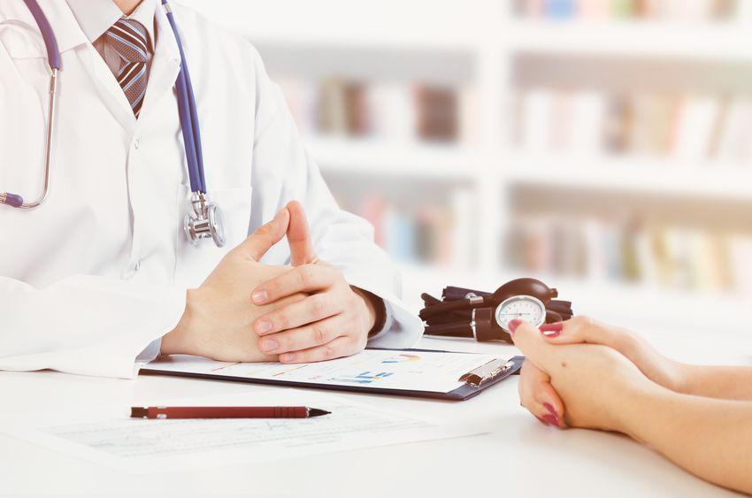 Visita da un medico