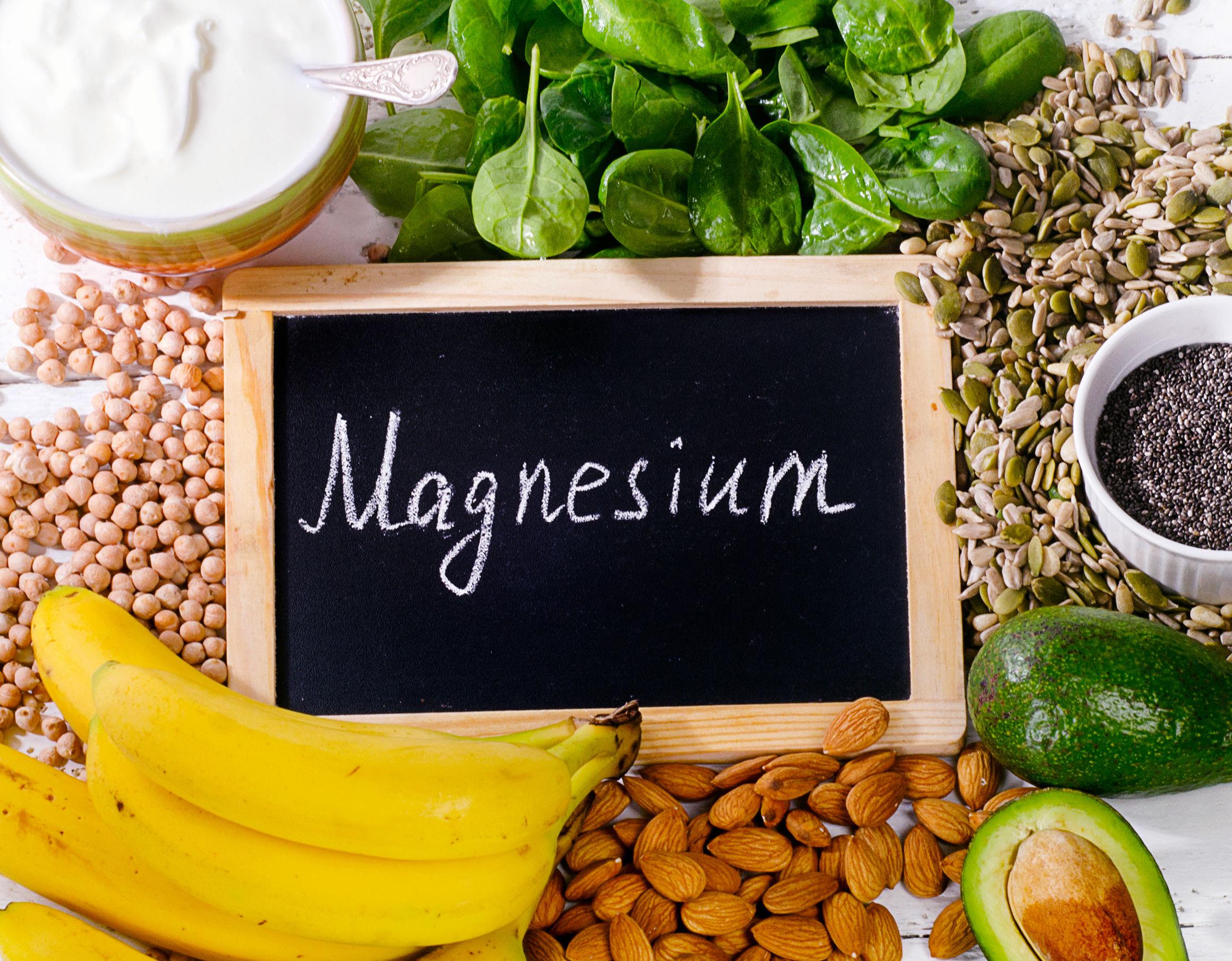 Proprietà del magnesio
