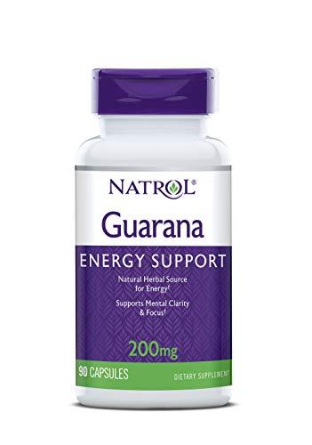 Guarana, 200mg - 90 caps 0047469008000