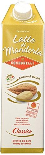 Condorelli - Bevanda al Latte di Mandorla - 6 pezzi da 1 l [6]