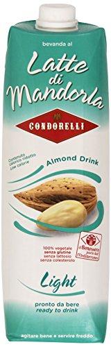 Condorelli - Bevanda al Latte di Mandorla, Pronto da Bere - 1000 ml