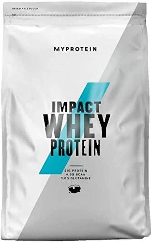 Myprotein Impatto Siero Di Latte Proteine Polvere, Chocolate - 1000 g