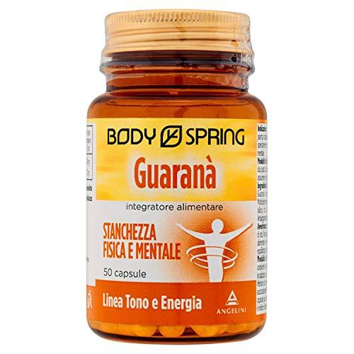 Body Spring Guaranà - 50 capsule