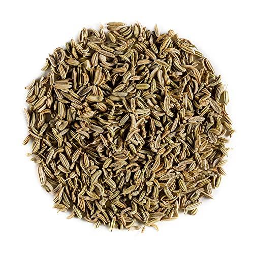 Finocchio Biologico Semi Aromatici Tisana - Semi Di Foeniculum Vulgare - Fennel Seed Bio 200g